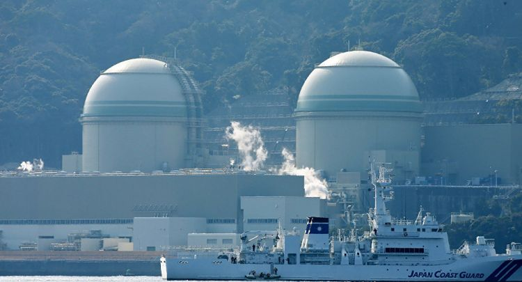 Japan to restart fourth Takahama nuclear reactor