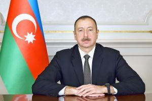 Azerbaijani president sends letter of condolence to Egyptian counterpart