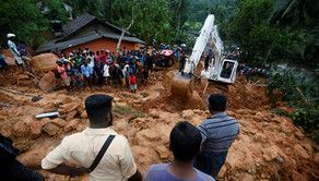 Death toll in Sri Lanka floods reaches 100 people