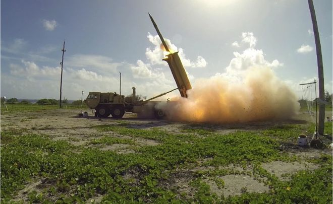 China calls for THAAD to be removed from South Korea