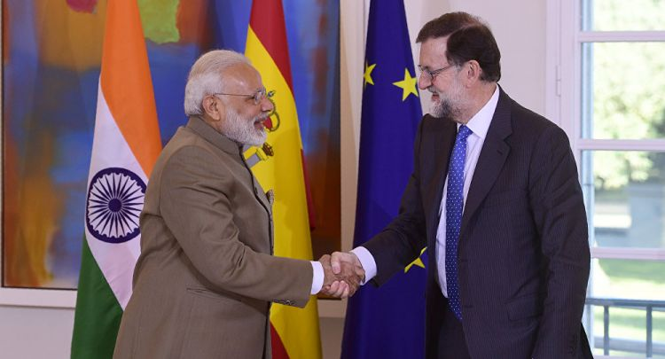 India, Spain Sign Seven Agreements, Set to Enhance Defense Ties
