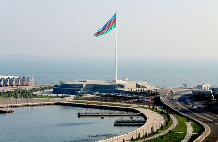 Jewishpress: Azerbaijan capitalized on its location at heart of regional, global constellations