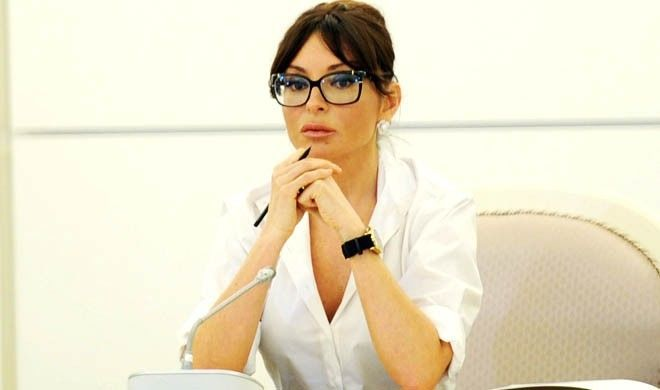 Azerbaijan's First VP elected honorary member of Union of Architects