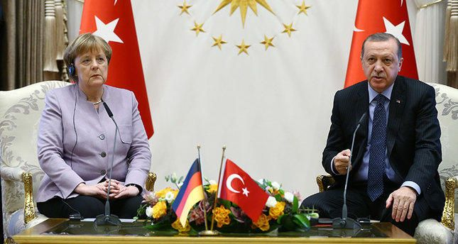 Merkel, Erdogan to hold talks on sidelines of G20