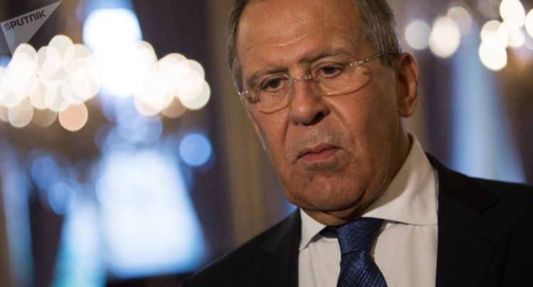 Moscow Outraged Over US Not Resolving Russian Diplomatic Property Issue - Lavrov