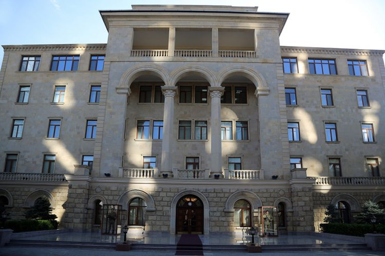 Azerbaijani Foreign and Defence Ministries make joint statement