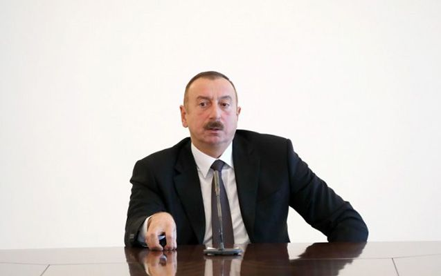 Ilham Aliyev: Armenia's attempts to disrupt Karabakh talks failed