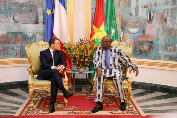 France says G5 Sahel force implementation is too slow