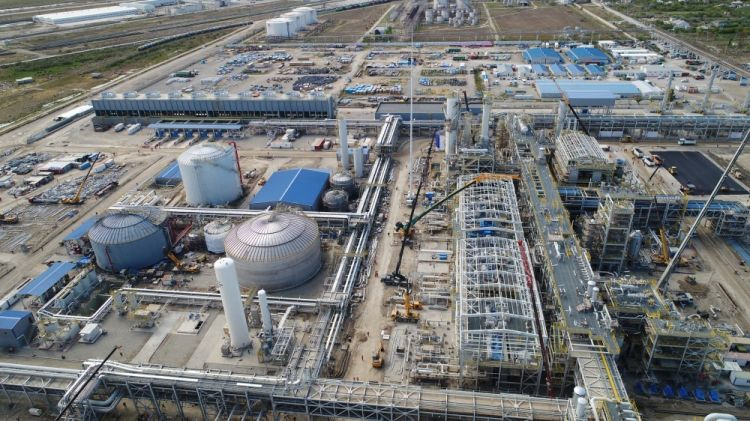 SOCAR: Approximately 99 percent of the carbamide plant project implemented