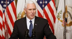 US Vice President postpones visit to Israel amid crisis in peace initiative