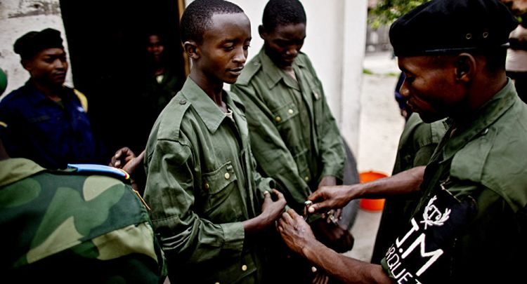 Congolese Fighters Convicted for Mass Rape of Children, Crimes Against Humanity