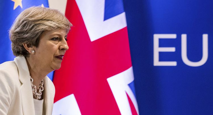 Brexit: Theresa May to Meet EU Leaders Following Staggering Parliamentary Defeat