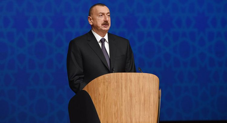 President Ilham Aliyev: Processes taking place in the world today support and strengthen Azerbaijan's position
