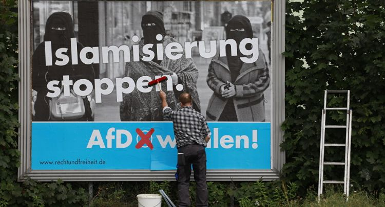 'Private Matter:' German AfD Member Converts to Islam, Quits the Party