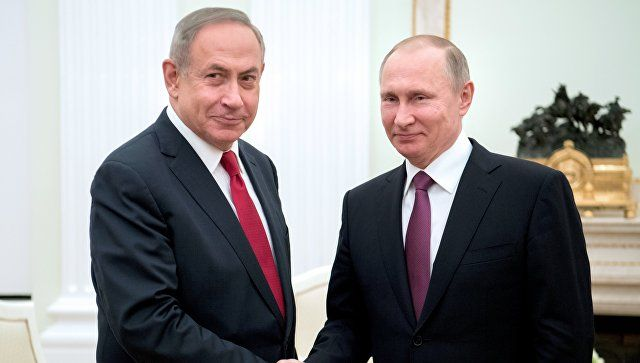 Putin, Netanyahu to pay homage to Holocaust victims