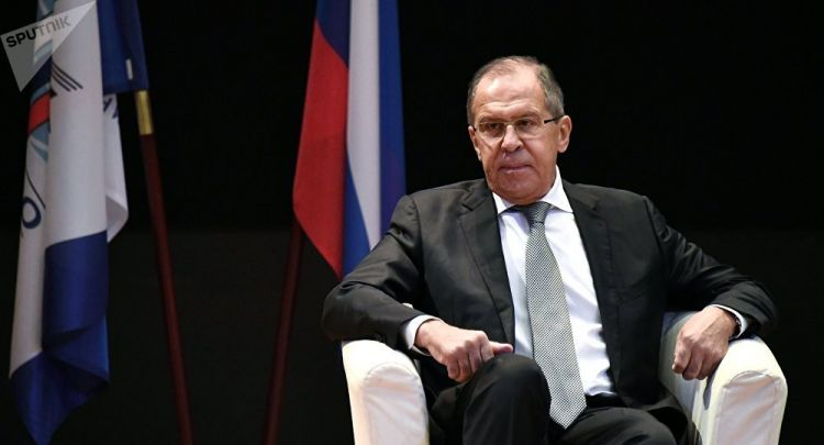 US Actions Look Like Attempt to Establish Quasi-State East of Euphrates - Lavrov