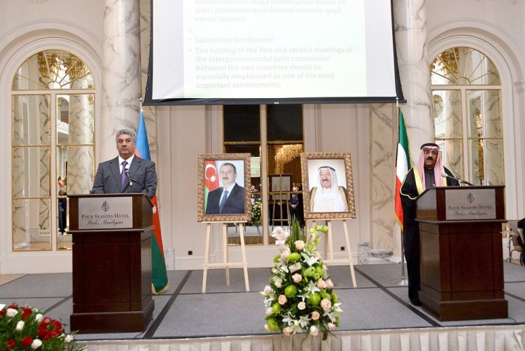 Ambassador Saud Abdulaziz Al-Roomi: Kuwait-Azerbaijan relations have witnessed remarkable development in recent years