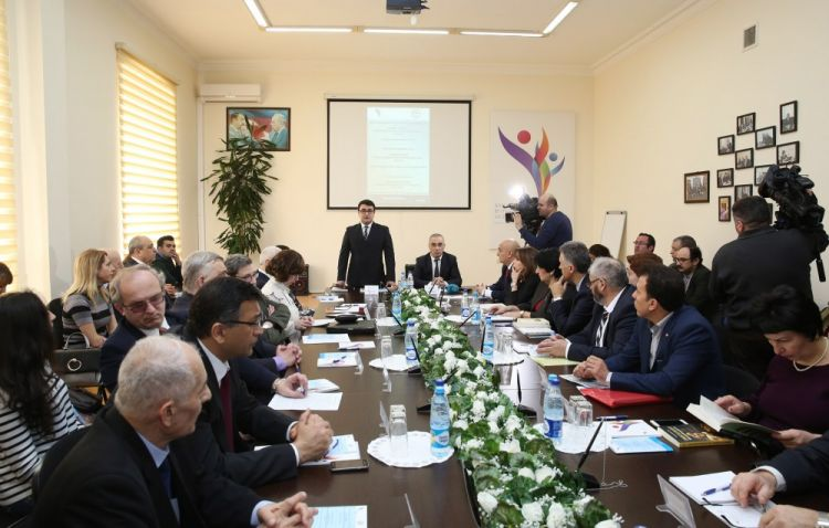 "Baku hosts international conference ""Armenian terror against Azerbaijani multiculturalism: 1905-2018"""