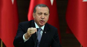 Erdoğan: We want theater to end in Syria and Iraq and masks to tear away