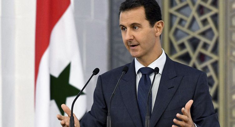 Syrian President Assad: 'Any Western Action Will Increase Instability in Region'