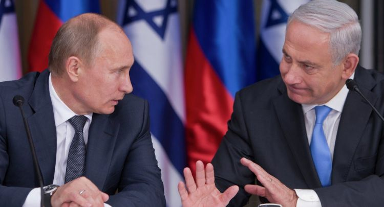Putin and Netanyahu speak by phone on Syria