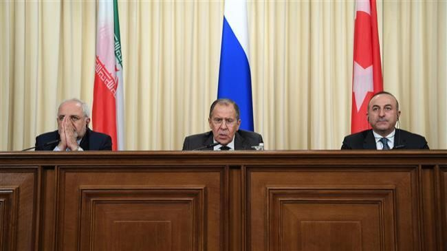 Moscow to host Russia, Turkey, Iran ministerial meeting