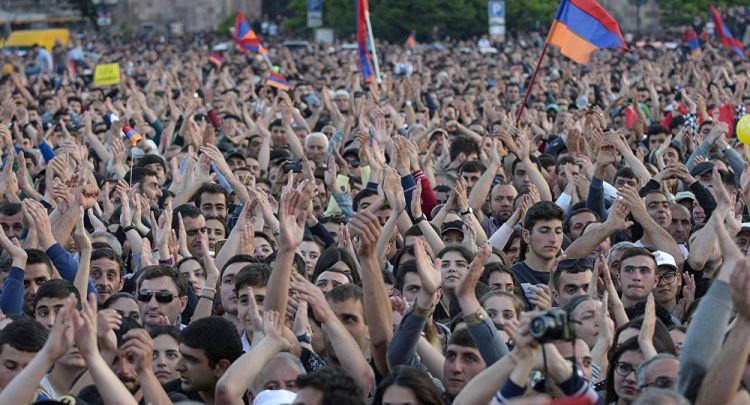 """Velvet revolution"" in Armenia - what is going to change?"
