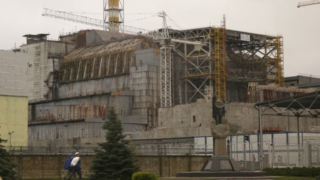'Metallic Taste': Helicopter Pilots Recall Horror of Chernobyl Clean-Up