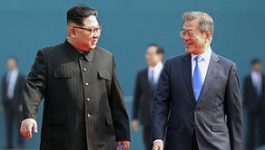 North and South Korean leaders hold meeting again