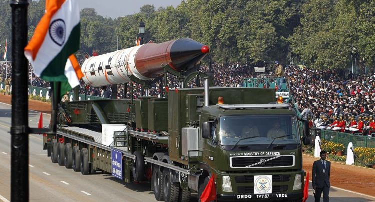 India and Pakistan Continue to Increase Nuclear Weapons Stockpiles