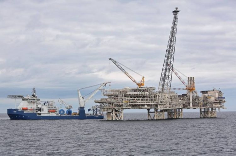 Shah Deniz 2 starts delivering gas to Turkey