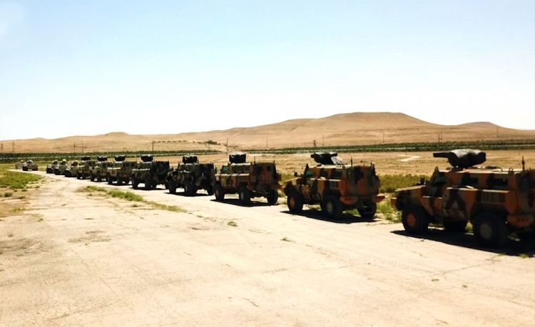 Azerbaijan Army starts large-scale exercises - VIDEO