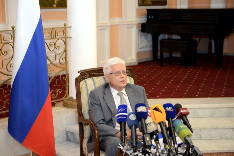 Russian ambassador: Our goal is to assist parties in reaching agreement on Karabakh conflict