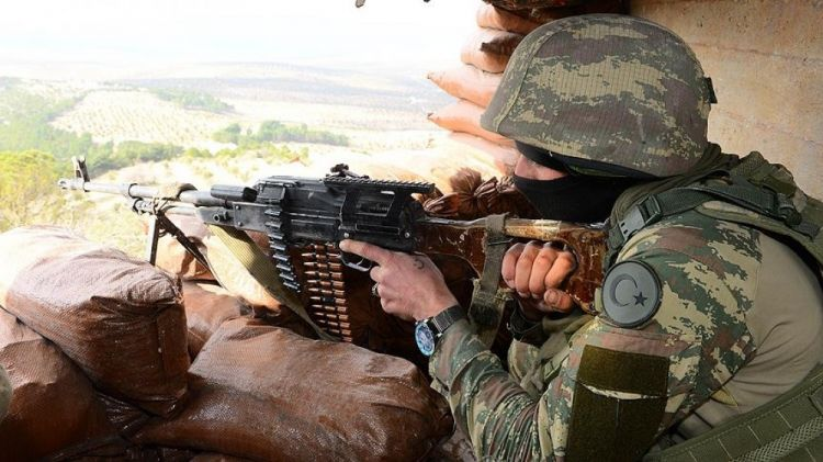 Turkey: 33 terrorists 'neutralized' over past week