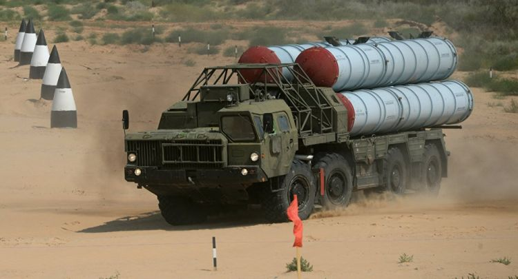 Russia to Send S-300 Anti-Missile System to Syria After Il-20 Crash - DM Shoigu