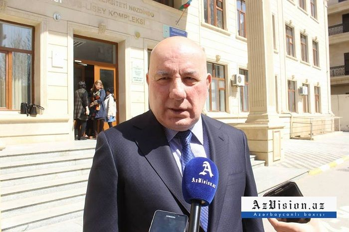 Head of Azerbaijan's Central Bank makes statement on manat devaluation