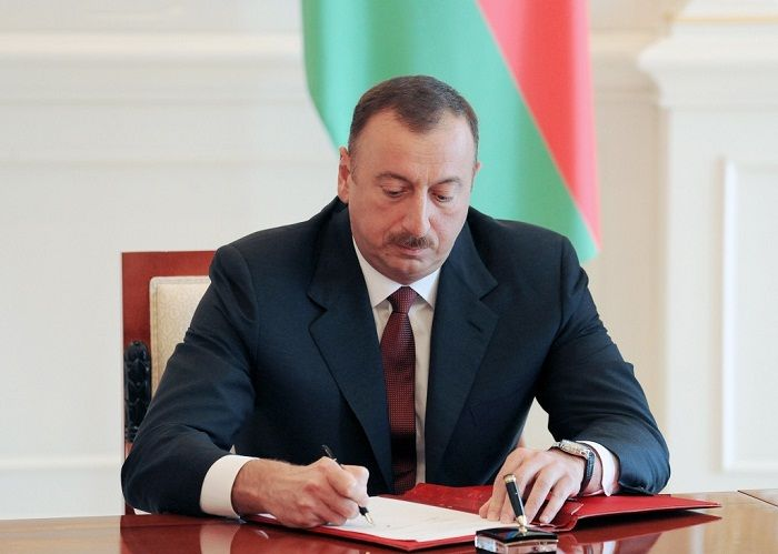 President Aliyev signs Order on measures for ensuring activity of the Baku International Center of Multiculturalism
